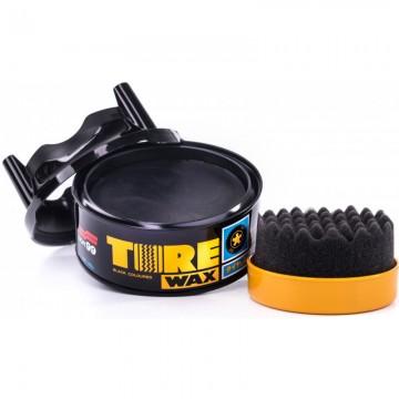 Soft99 Tire Black Wax do opon Czarne matowe opony