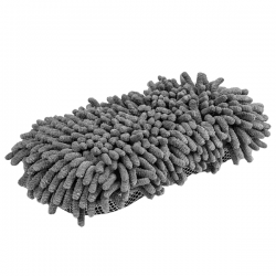Szenilowa gąbka do mycia bawełniana