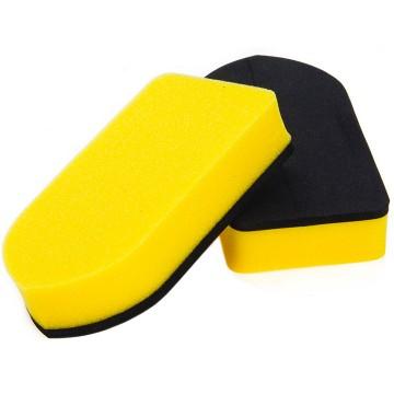 Aplikator do ręcznego polerowania
