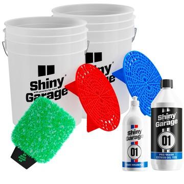 Shiny Garage Spring Bucket Set Wiosenny Zestaw do mycia