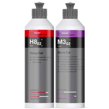 Zestaw do Polerowania Pasta Koch Chemie H8.02 M3.02