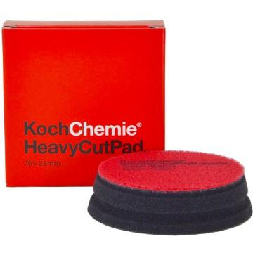 Koch Chemie Heavy Cut Pad 76x23mm Czerwony Twardy