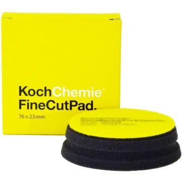 Koch Chemie Fine Cut Pad Żółty Polishowy 76x23mm