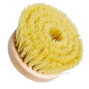 MIĘKKA SZCZOTKA do prania tapicerki na wkrętarkę 100 mm