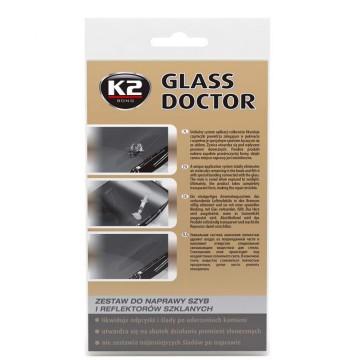 K2 Glass Doctor - zestaw do naprawy szyb