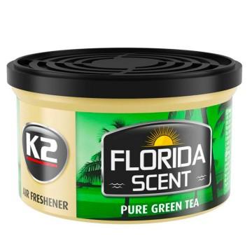 Zapach Samochodowy K2 Florida Scent Pure Green Tea