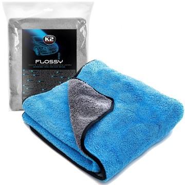 K2 Flossy 90x60 Ręcznik do osuszania lakieru 800g