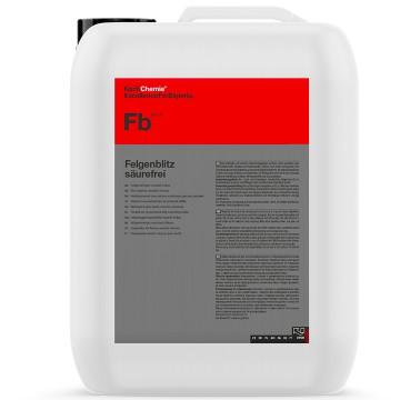 Koch Chemie Felgenblitz Säurefrei 33kg Deironizer