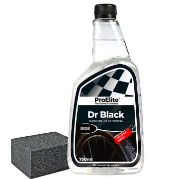 ProElite Dr Black Czernidło do opon 750ml