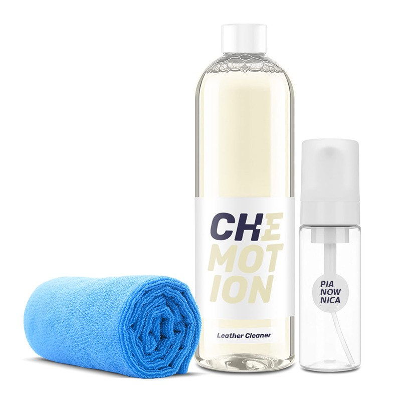 Chemotion Leather Cleaner 1l + Pianowniczka