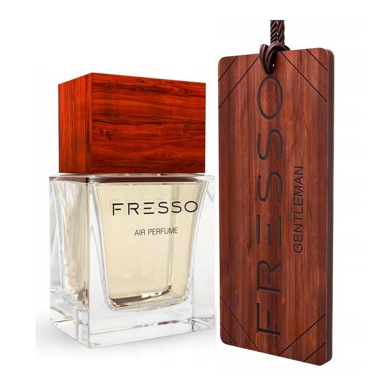 FRESSO Gentleman Perfumy Samochodowe + Zawieszka