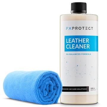 FX PROTECT Leather Cleaner czyszczenie skór 0,5L