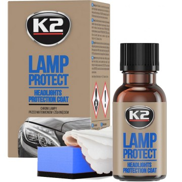K2 LampProtect Powłoka Ochronna do Reflektorów 10ml