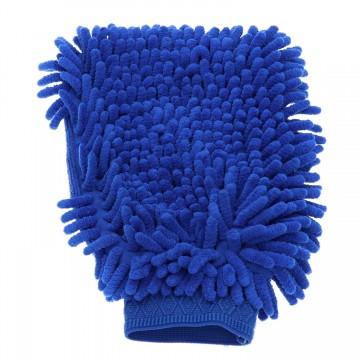 Mikrofibrowa rękawica do mycia samochodu Delikatna