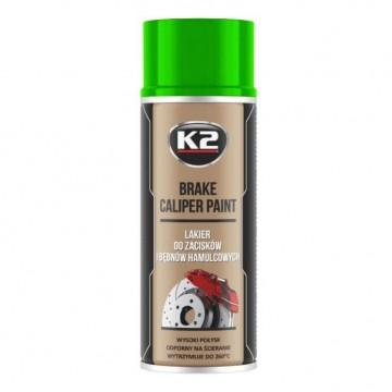 K2 Brake Caliper Paint Zielony lakier do zacisków