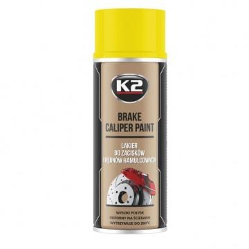 K2 Brake Caliper Paint Żółty lakier do zacisków
