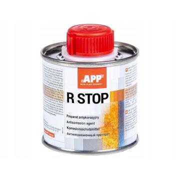 APP R STOP Antykorozyjny zatrzymuje Rdzę 100ml