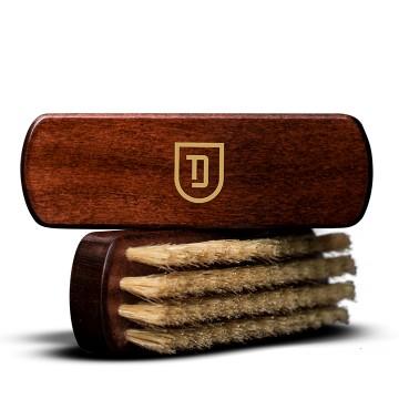 Deturner Leather Brush szczotka do czyszczenia skór