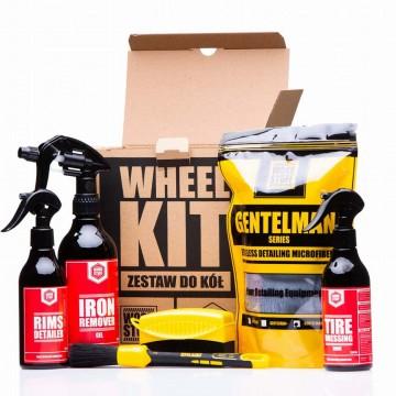 GOOD STUFF Wheel Kit Kompletny Zestaw do pielęgnacji kół