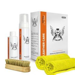 Zestaw do czyszczenia skór Leather Cleaner Soft BOX