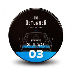 Deturner Solid Wax CARNAUBA & QUARTZ