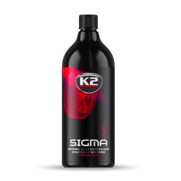 K2 Sigma PRO 1L - Żel do opon i gumy