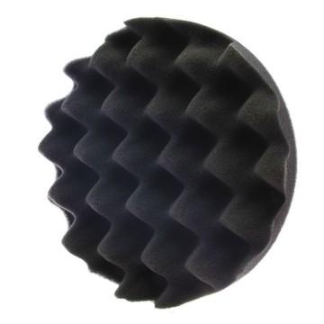 RRC Wave Czarna miękka gąbka polerska 135mm