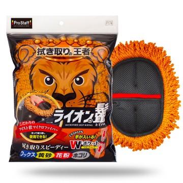 """Rękawica z Mikrofibry Prostaff Microfiber Mop Wiping Glove """"Lion's Mane"""""""