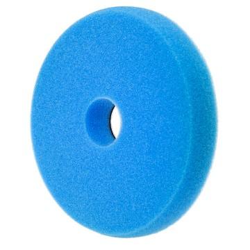 RRC CLASSIC DA Niebieska Twarda gąbka polerska 135mm