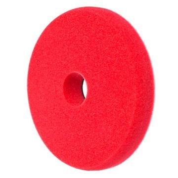 RRC CLASSIC DA Czerwona Średnio Miękka gąbka polerska 135mm