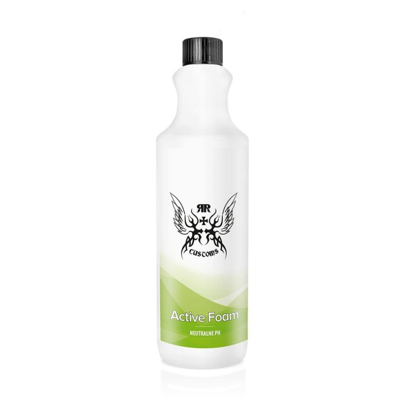 RRC Active Foam / Piana aktywna 500 ml
