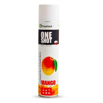 Freshtek One Shot MANGO Odświeżacz / Neutralizator zapachów