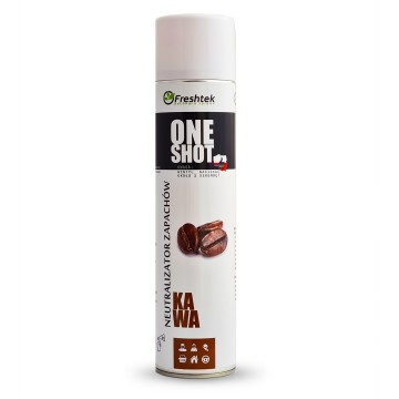 Freshtek One Shot KAWA 600ml Neutralizator zapachów