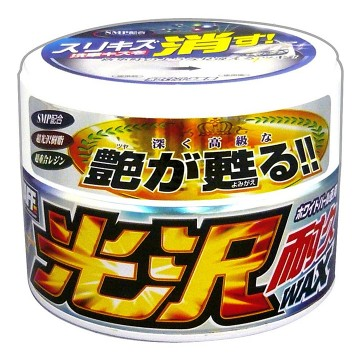 "Prostaff Gloss Durable Car Wax White ""Kotaku"" 250g"