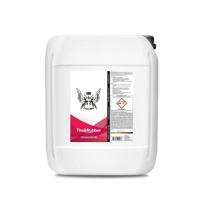 RRC Car Wash Tire & Rubber Cleaner 5L / Preparat do mycia opon/gumy