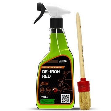 Elite Detailer De-IRON RED...