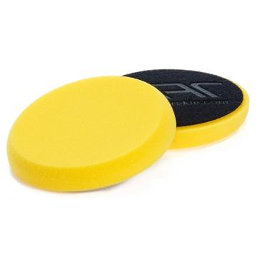 NAT Średnia żółta Gąbka Polerska 135mm